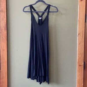 Urban Outfitters Ecoté Black Racerback Dress